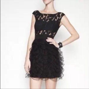 BCBGeneration Black Tutu Dress